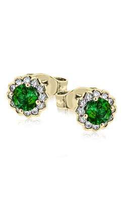 Zeghani Precious Stone Earrings Ze668 product image