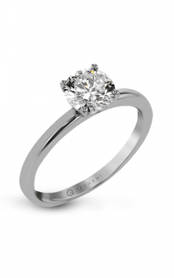 Zeghani Classic Beauty  Engagement ring Zr20nder product image