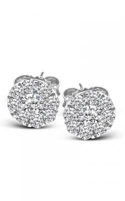 Zeghani Precious Stone Earrings Nge101 product image