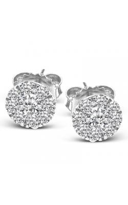 Zeghani Precious Stone Earrings Nge102 product image