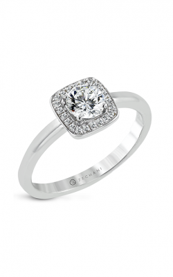 Zeghani The Halo Crown Engagement ring Ngr120 product image