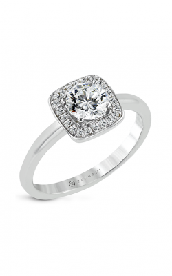 Zeghani The Halo Crown Engagement ring Ngr121 product image