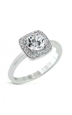 Zeghani The Halo Crown Engagement ring Ngr122 product image