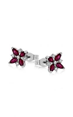 Zeghani Precious Stone Earrings Ze669 product image