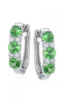 Zeghani Precious Stones Earrings Ze728 product image