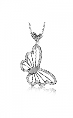 Zeghani Mother Nature Garden Necklace Zp1016 product image