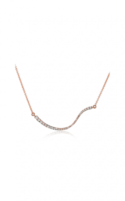Zeghani Minimalist Necklace Zp1127-r product image