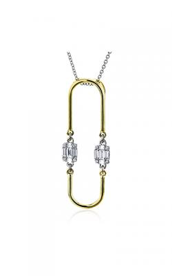 Zeghani Minimalist Necklace Zp1160 product image