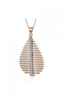 Zeghani Minimalist Necklace Zp1165 product image