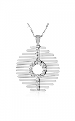 Zeghani Minimalist Necklace Zp1167 product image