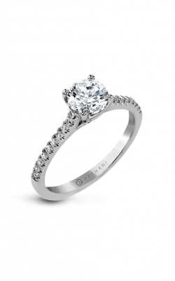 Zeghani Straight Engagement ring Zr1517 product image