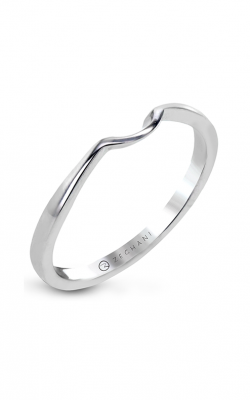 Zeghani The Solitaire Wedding band Zr1710 product image