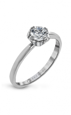 Zeghani The Solitaire Engagement ring Zr1728 product image