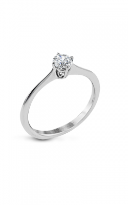 Zeghani The Solitaire Engagement ring Zr1796 product image