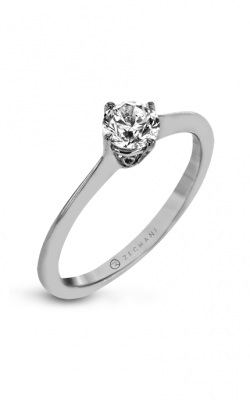 Zeghani The Solitaire Engagement ring Zr1797 product image