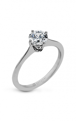 Zeghani Solitaire Engagement ring Zr1798 product image