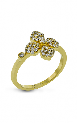 Zeghani Right Hand Ring Fashion ring Zr1859-y product image