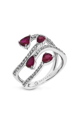 Zeghani Precious Stone Fashion ring Zr1891 product image