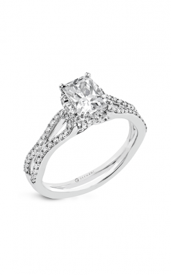 Zeghani The Under Halo Engagement ring Zr2335 product image