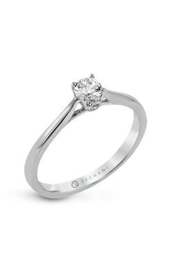 Zeghani Solitaire Engagement ring Zr23nder-0.25 product image