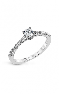 Zeghani Straight Engagement ring Zr23prer-0.25 product image