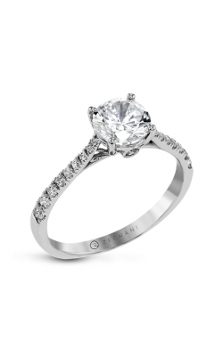 Zeghani Straight Engagement ring Zr23sper product image