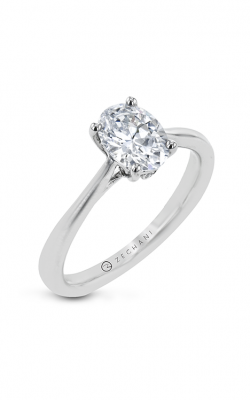 Zeghani Solitaire Engagement ring Zr31nder product image