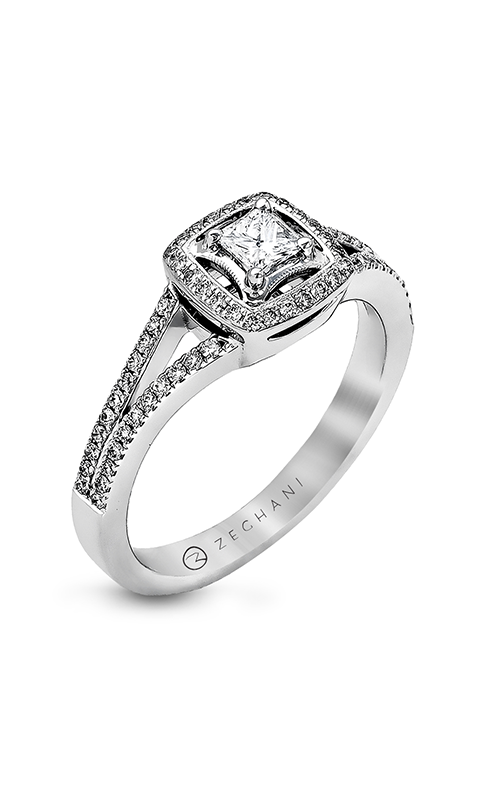 Zeghani Vintage Vixen Engagement ring ZR352 product image