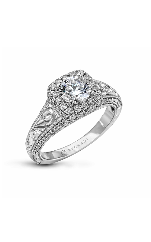 Zeghani Vintage Vixen Engagement ring ZR941 product image