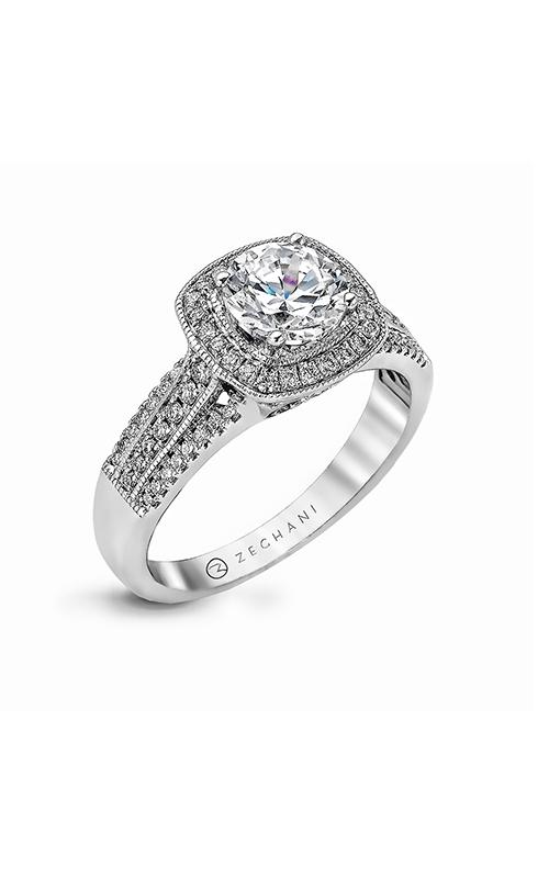 Zeghani Vintage Vixen Engagement ring ZR978 product image