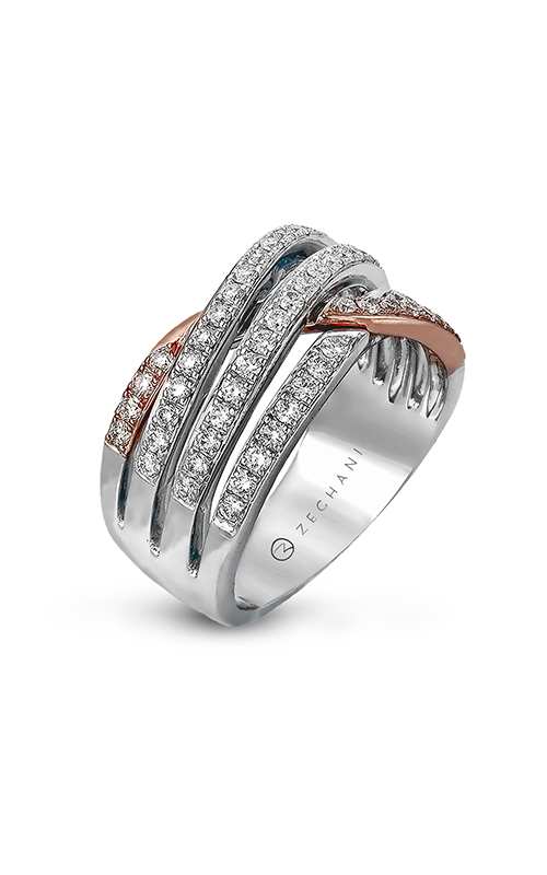 Zeghani Delicate Diva Fashion ring ZR209 product image