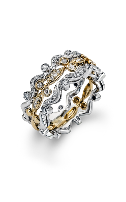 Zeghani Refined Rebel Fashion ring ZR601 product image