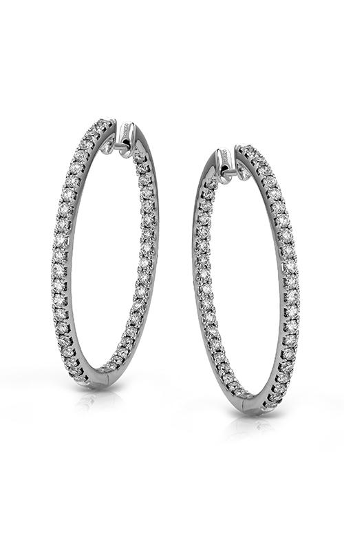 Zeghani Blindingly Beautiful Earrings ZE220 product image