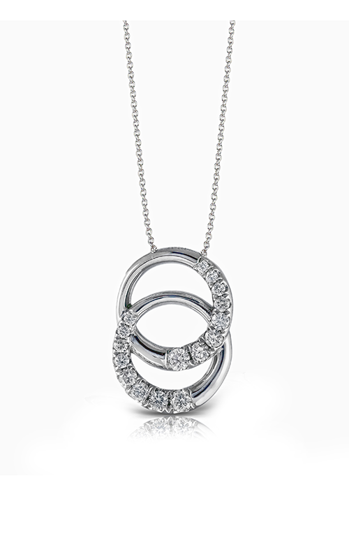 Zeghani Classic Beauty Necklace ZP264 product image