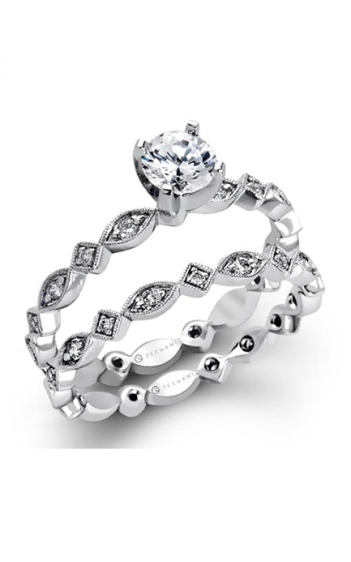 Zeghani Blindingly Beautiful Engagement ring ZR228 product image