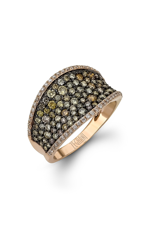 Zeghani Vintage Vixen Fashion ring ZR966 product image
