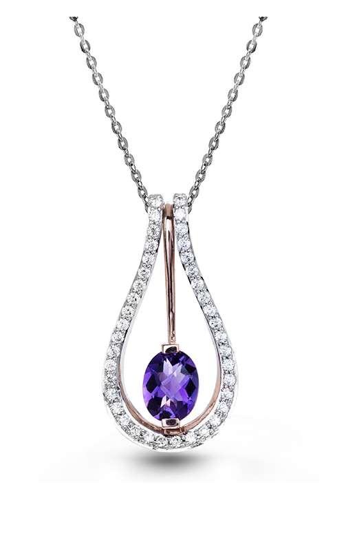 Zeghani Refined Rebel Necklace ZP242 product image