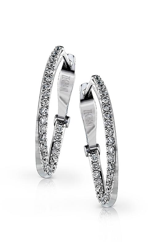 Zeghani Delicate Diva Earrings ZE176 product image