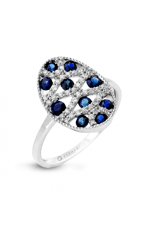Zeghani Refined Rebel Fashion ring ZR933 product image