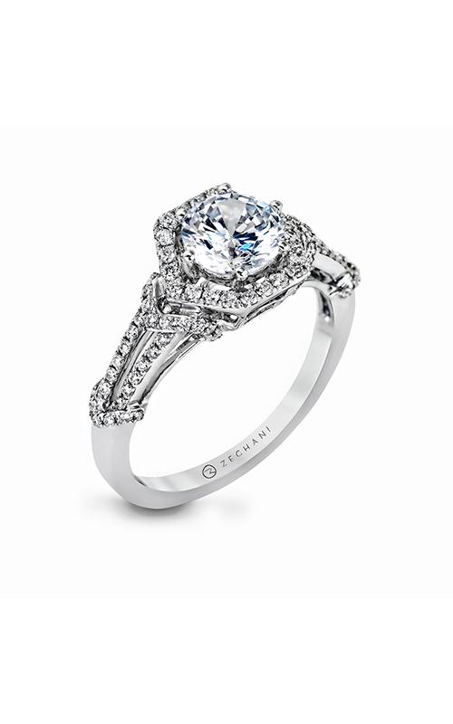 Zeghani Vintage Vixen Engagement ring ZR1161 product image