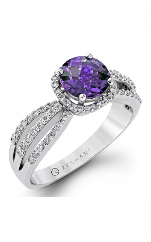 Zeghani Blindingly Beautiful Fashion ring ZR993 product image