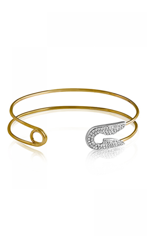 Zeghani Refined Rebel Bracelet ZB206 product image