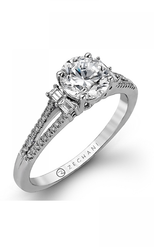 Zeghani Vintage Vixen Engagement ring ZR975 product image