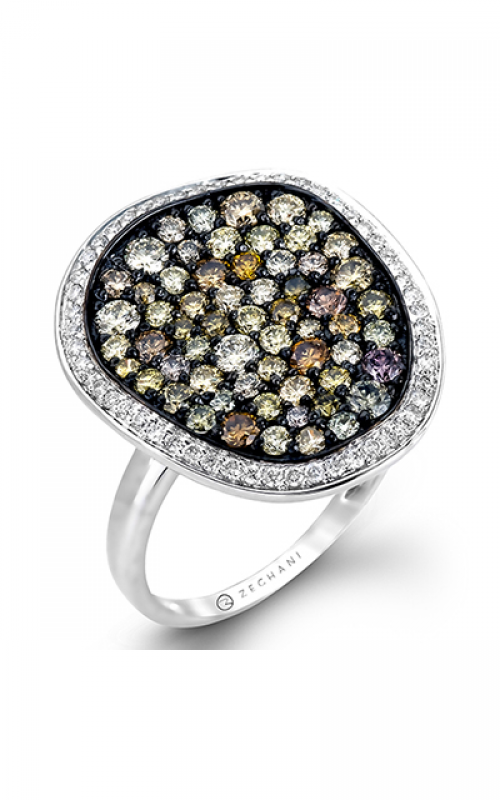 Zeghani Refined Rebel Fashion ring ZR962 product image