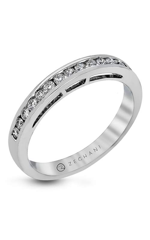 Zeghani Delicate Diva Wedding band ZR960 product image