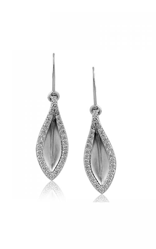 Zeghani Classic Beauty Earrings ZE204 product image