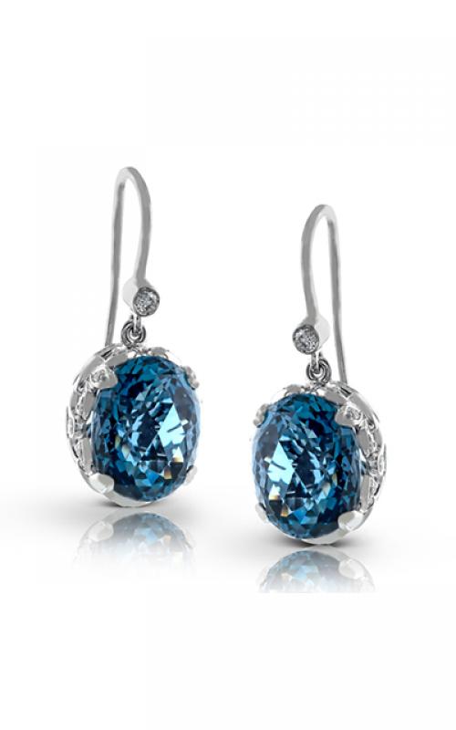 Zeghani Delicate Diva Earrings ZE235 product image