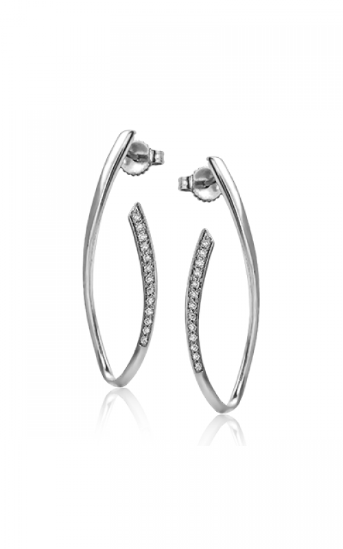 Zeghani Delicate Diva Earrings ZE250 product image