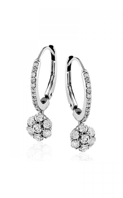 Zeghani Nature Lover Earrings ZE245 product image
