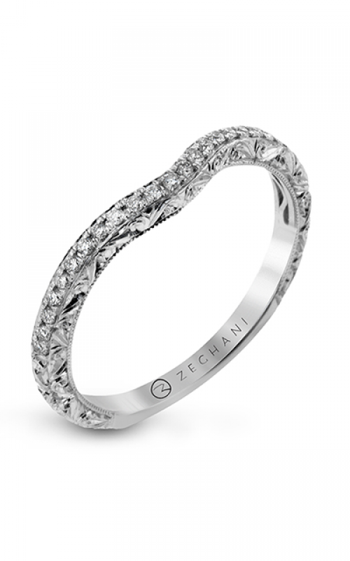Zeghani Nature Lover Wedding band ZR940 product image